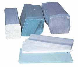 Handdoekenpapier Natuurlijk 25x23cm 5000 vel