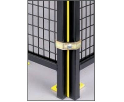 Machinebeveiliging muur verbindingsprofiel 1500mm