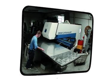 Observatiespiegel EC-RS 40 x 60 binnengebruik