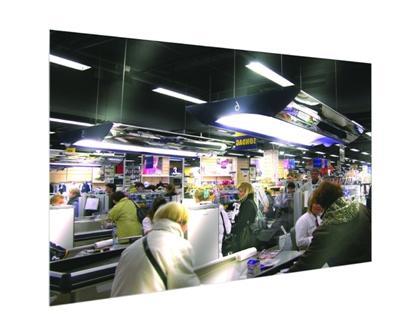 Spiegelplaat IP AC 30 x 40 met frame