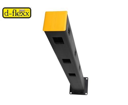Veiligheidsleuning hoekpaal FS-M-W90