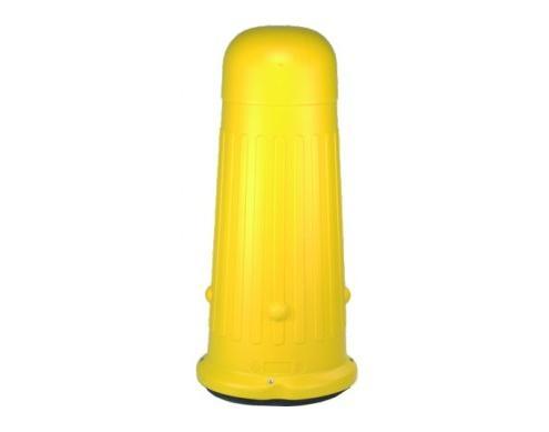 Verplaatsbare poller 20030 geel