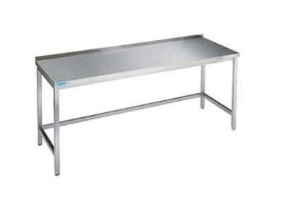 Werktafel roestvrijstaal 1000x700x850mm