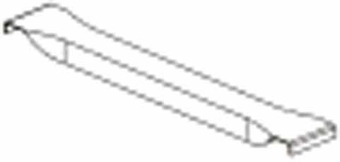 Meta-Multipal Diepteligger RAL 2001 Oranje 800mm META 77791