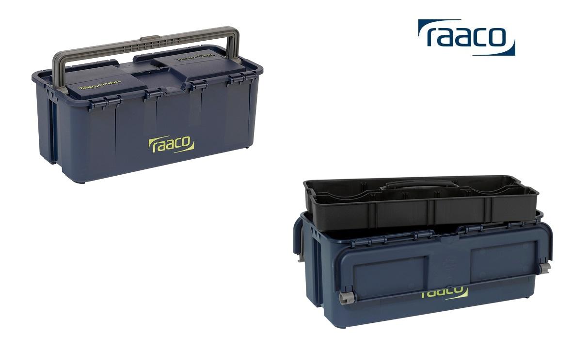 Gereedschapskoffer Compact 15 Raaco 136563