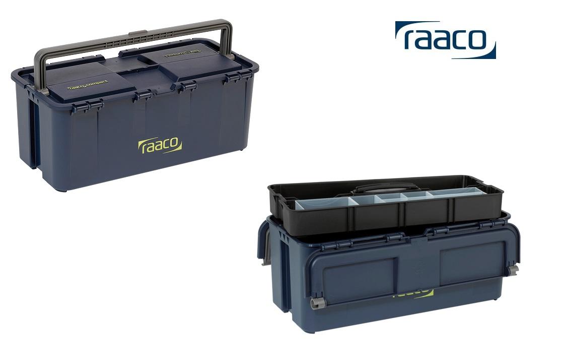 Gereedschapskoffer Compact 20 Raaco 136570