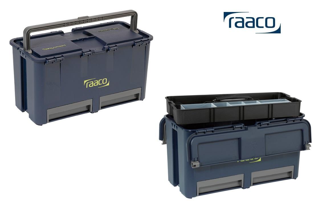 Gereedschapskoffer Compact 27 Raaco 136587
