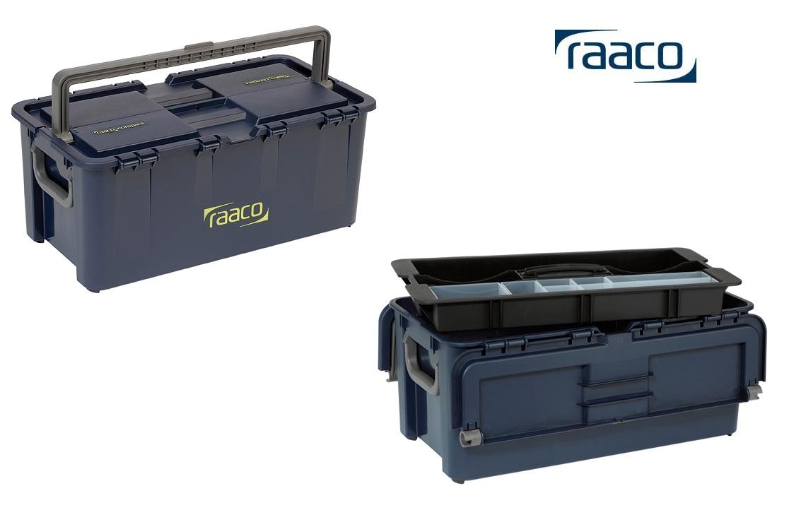 Gereedschapskoffer Compact 37 Raaco 136594