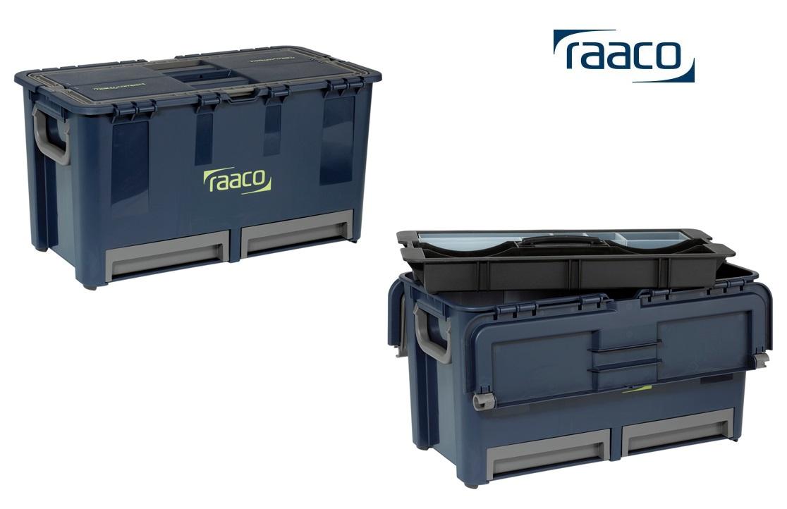 Gereedschapskoffer Compact 47 Raaco 136600