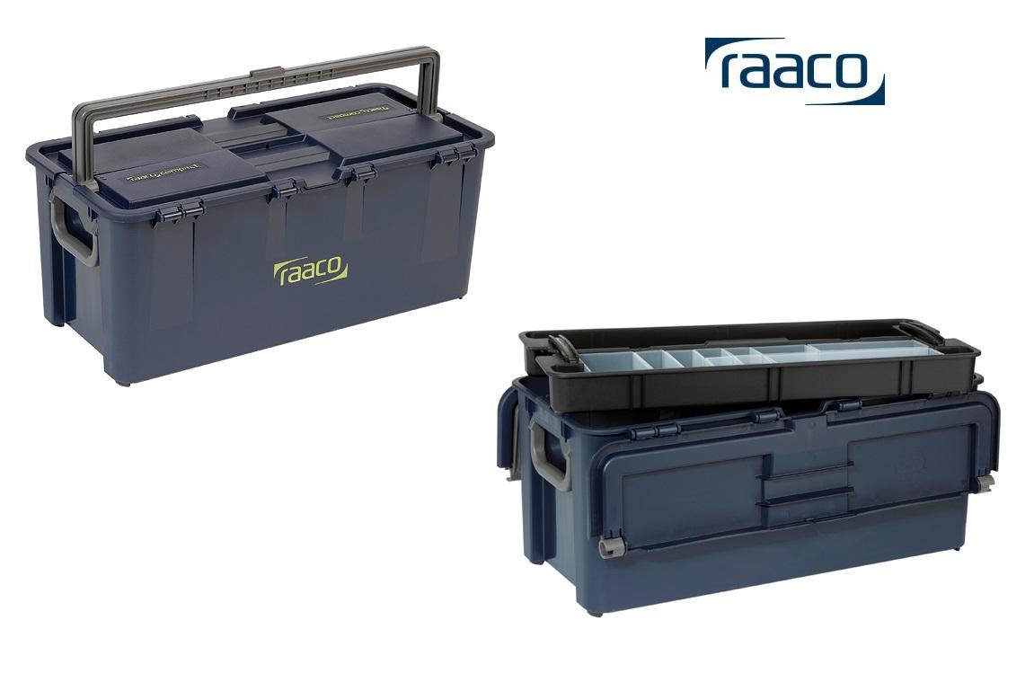 Gereedschapskoffer Compact 50 Raaco 136617