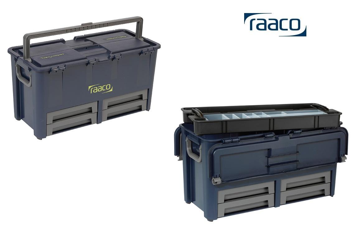 Gereedschapskoffer Compact 62 Raaco 136624