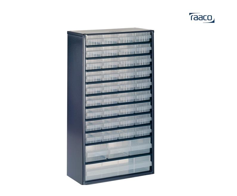 Raaco Kast met 40 laden type B, type C and type D Raaco 137430