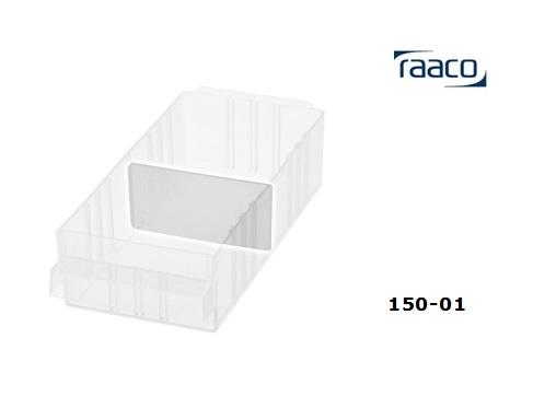 Raaco Tussenschotjes 48 Stuks type B Raaco 101998