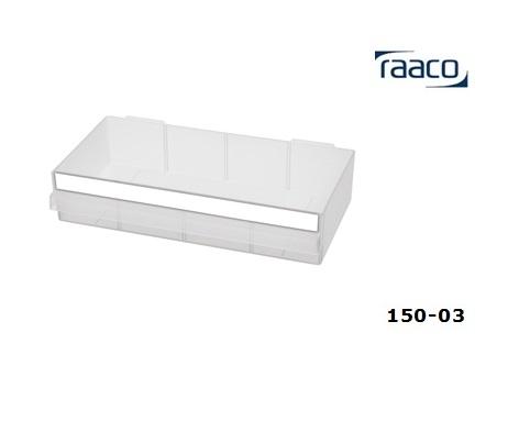 Etiketten set 8 stuks type D Raaco 107785