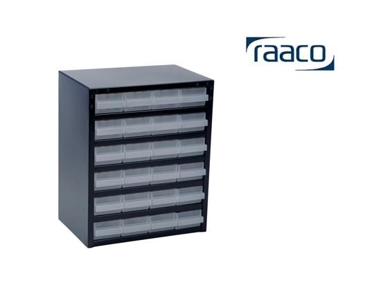 Raaco Kast met 24x250-1 laden Typ A Raaco 137577