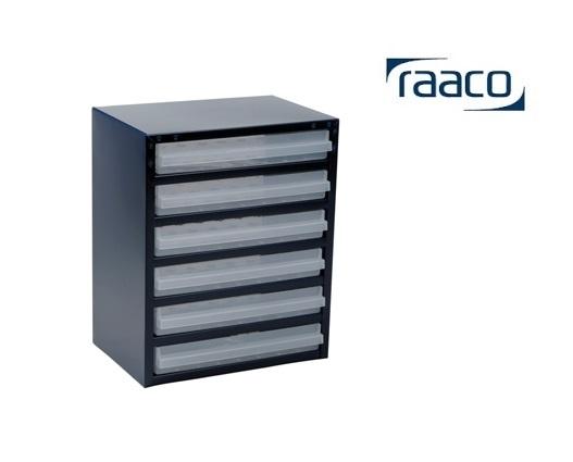 Raaco Kast met 6x250-3 laden type C Raaco 137591