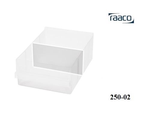 Raaco Tussenschotjes 12 stuks type B Raaco 106764