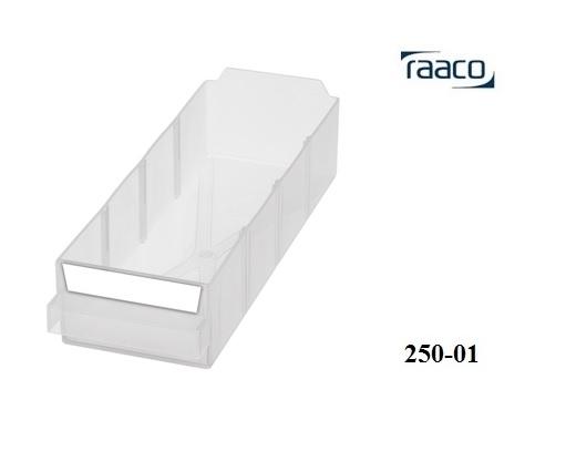 Etiketten set 24 stuks type A Raaco 107792