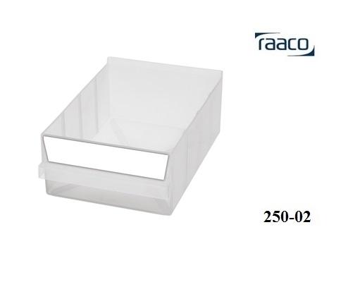 Etiketten set 8 stuks type B Raaco 107815