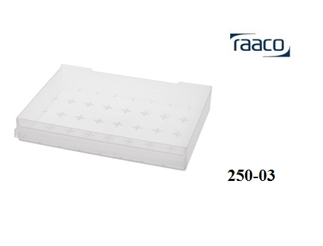 Lade type C 250-3 Raaco 103114