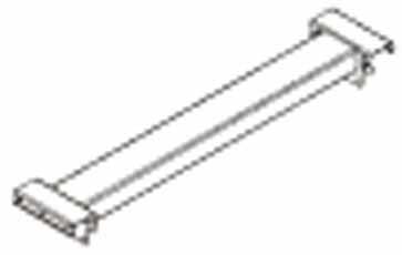 Meta-Multipal Diepteligger 19 mm T 800 mm Verzinkt META 81081