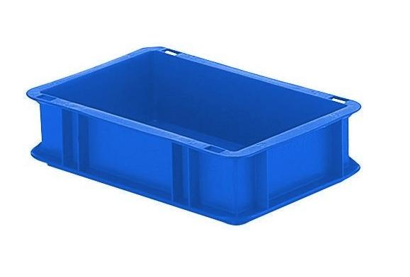 Transportbak 300x200x75mm blauw