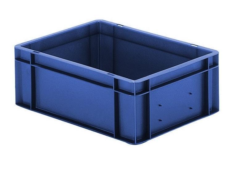 Transportbak 400x300x145mm blauw