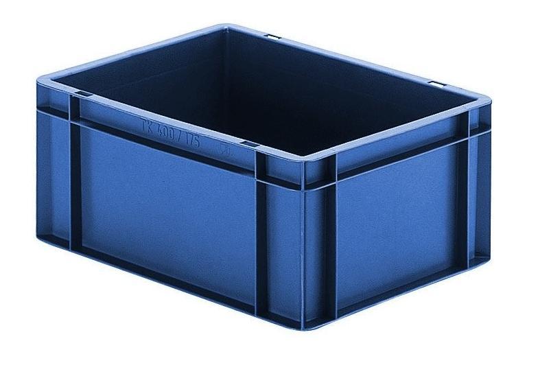 Transportbak 400x300x175mm blauw