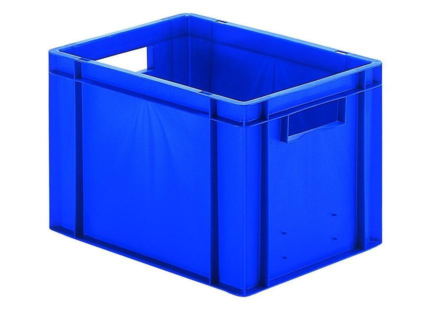Transportbak 400x300x270mm blauw