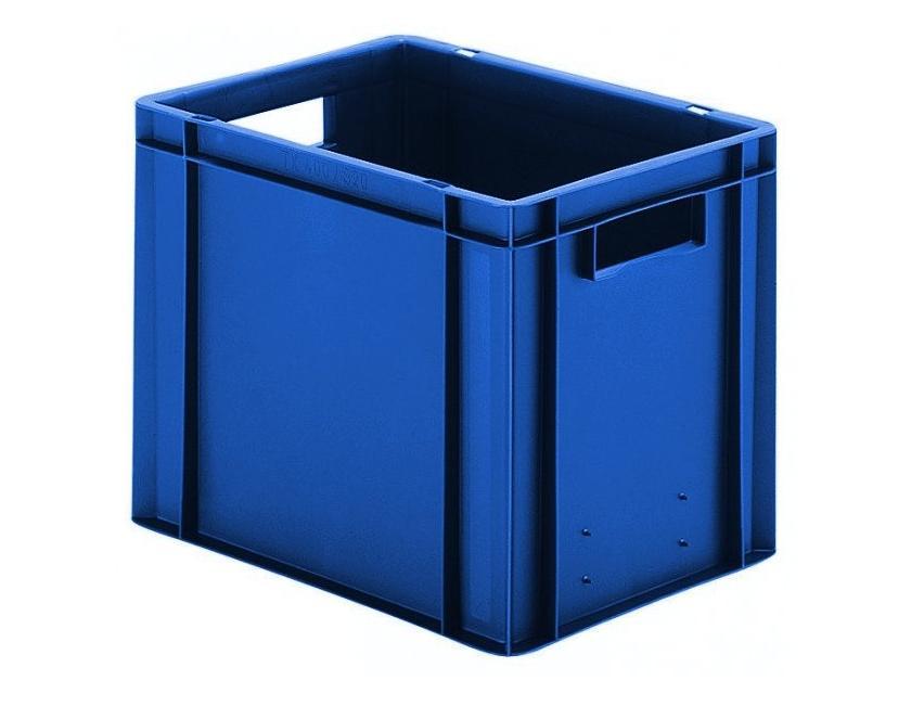 Transportbak 400x300x320mm blauw