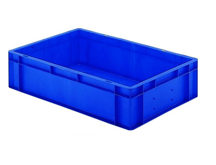 Transportbak 600x400x145mm blauw