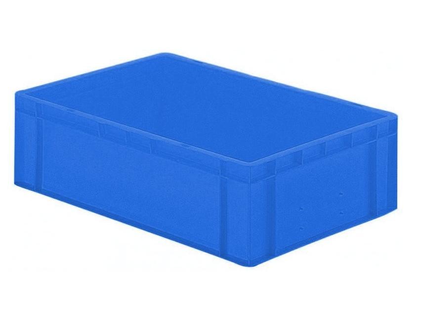 Transportbak 600x400x175mm blauw