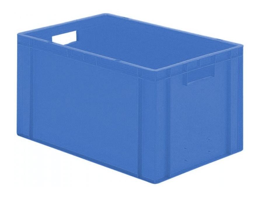 Transportbak 600x400x320mm blauw