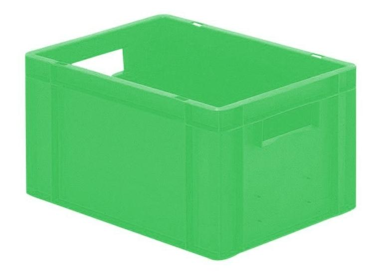 Transportbak 400x300x210mm Groen