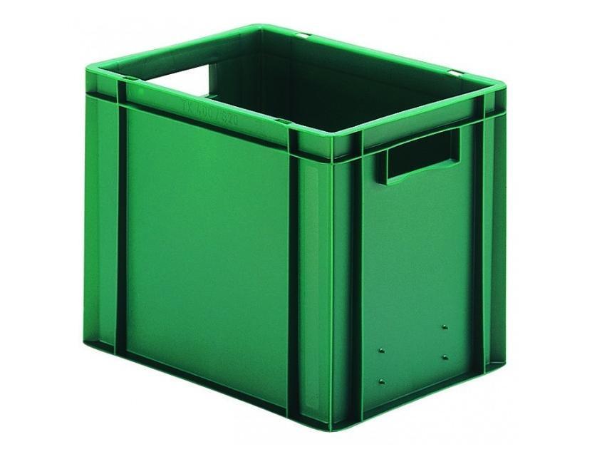 Transportbak 400x300x320mm Groen