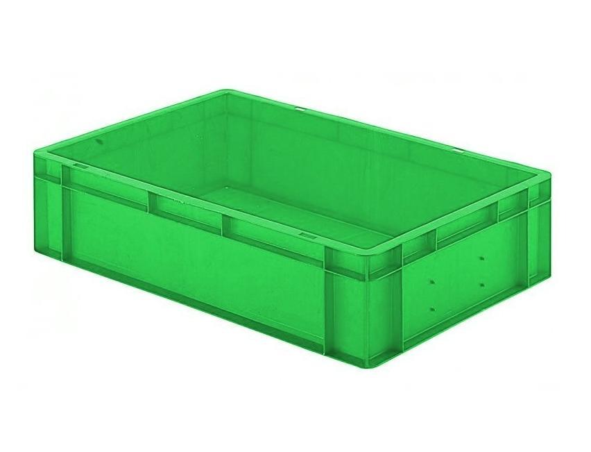 Transportbak 600x400x145mm Groen