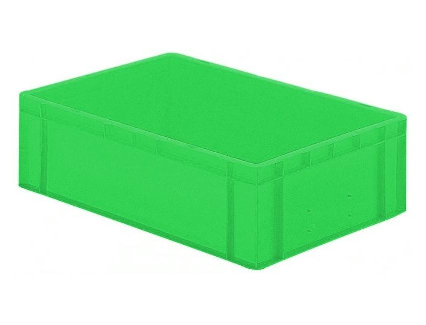 Transportbak 600x400x175mm Groen