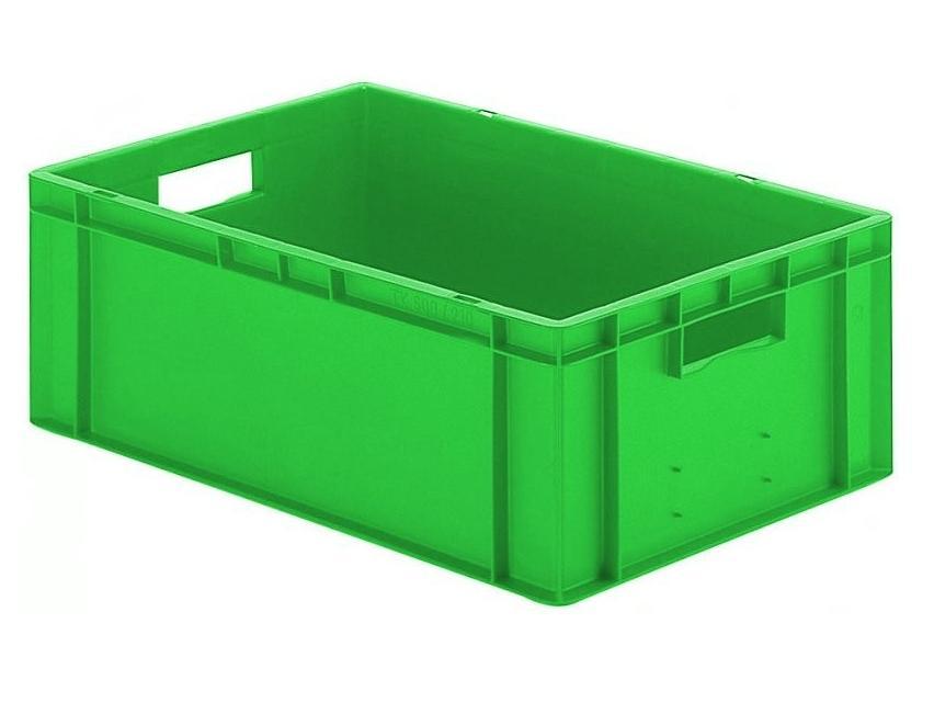 Transportbak 600x400x210mm Groen