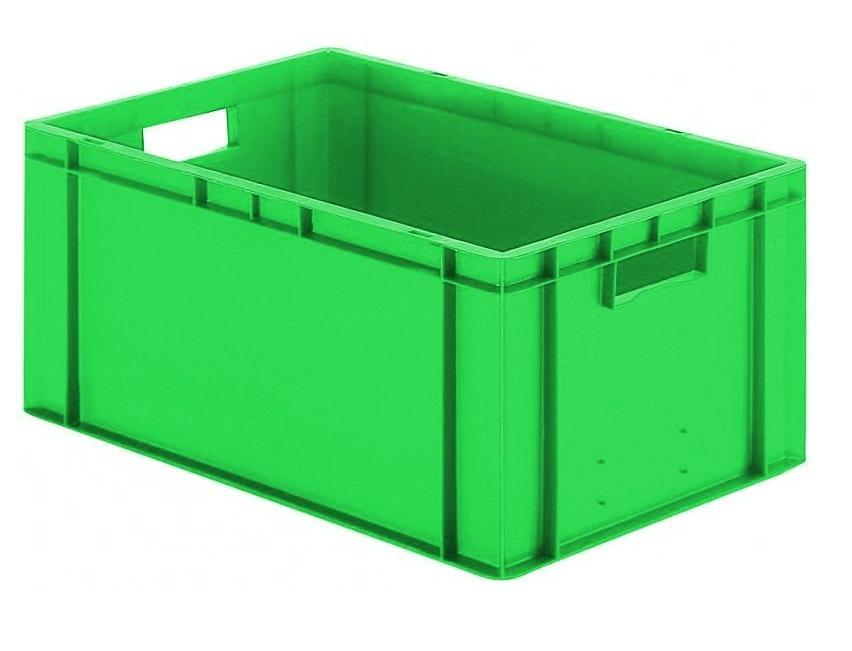 Transportbak 600x400x270mm Groen