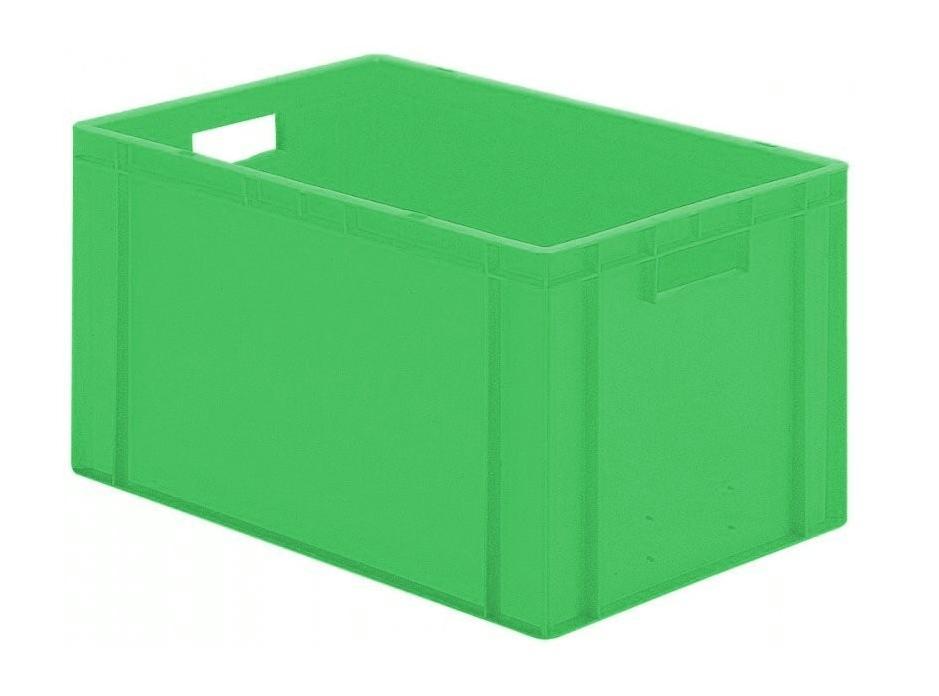 Transportbak 600x400x320mm Groen