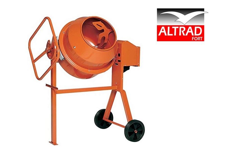 Betonmolen Euro-Mix 125 125 l 0,5 kW 53,5 kg 230 / 50 V / Hz
