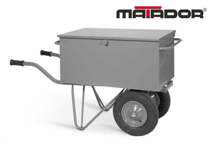 Tweewielersgereedschap Kruiwagen M-106-L4 2 WI Matador 10833