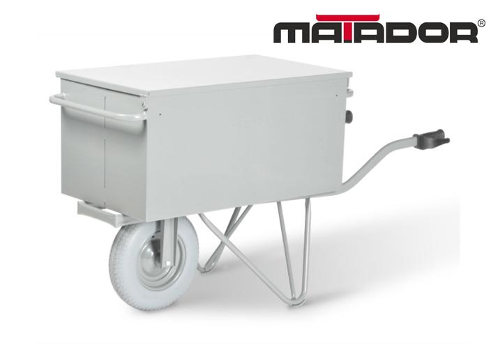 Gereedschap Kruiwagen Rechthoekige Lade M-106-CT Matador 10839
