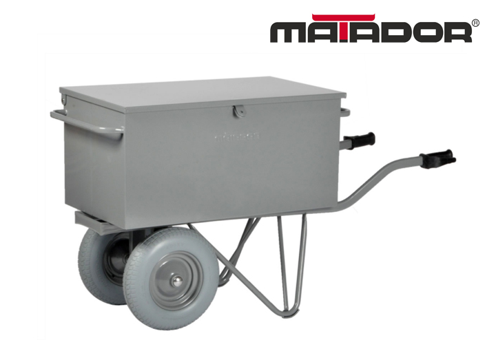 Tweewielersgereedschap Kruiwagen M-106-CT 2 WI Matador 10841