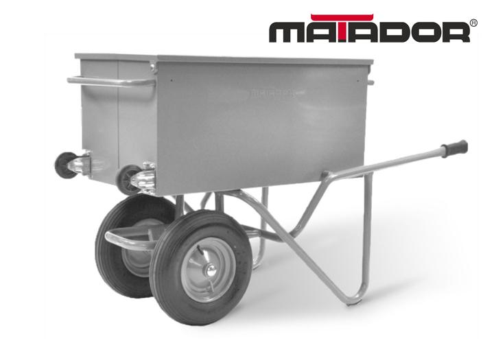 Kantelgereedschap Kruiwagen M-106-L4-KANT 2 WI Matador 12100