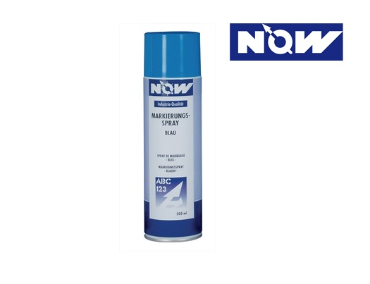 Markeringsspray 500ml blauw