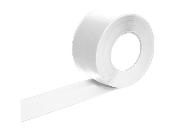 Markering tape wit 75mmx33m Easy Tape