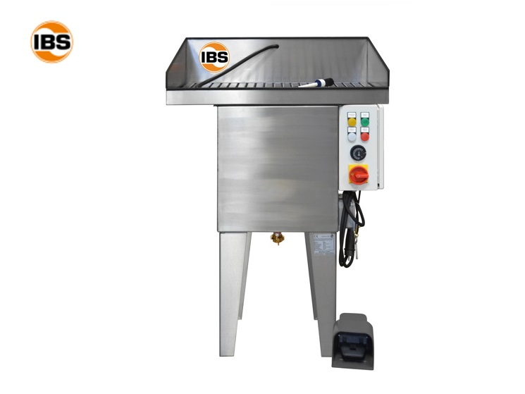 IBS-Onderdelenreiniger type W-100   DKMTools - DKM Tools