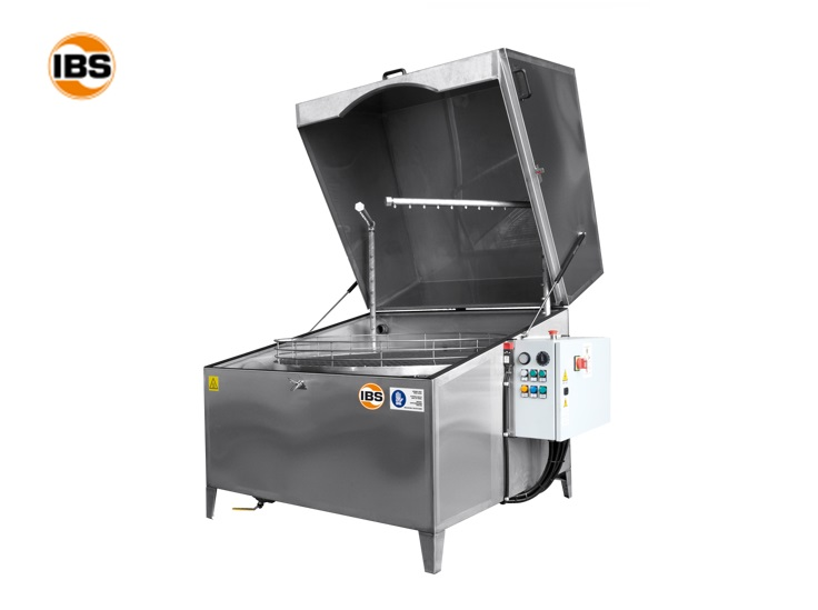 IBS-Wasautomaat JUMBO 115-2