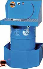 IBS Onderdelenreiniger Type K IBS 2120004